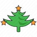 Christmas Tree Star icon
